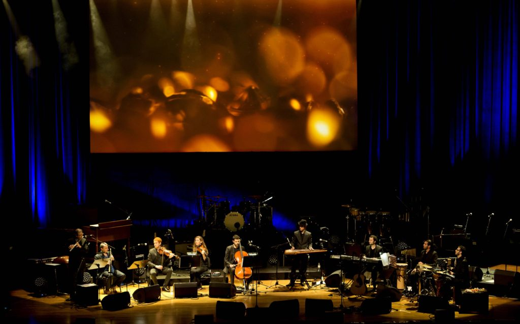 Bassam Saba and the NY Arab Orchestra with special guest Toufik Farroukh